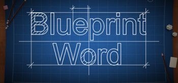 Blueprint Word