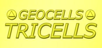 Geocells Tricells