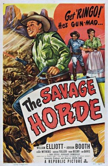 The Savage Horde
