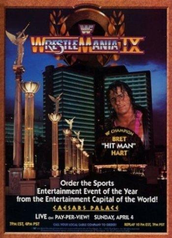 WWE WrestleMania IX