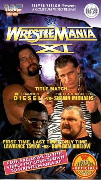 WWE WrestleMania XI