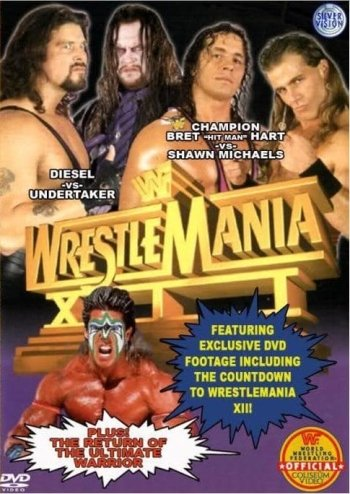 WWE WrestleMania XII
