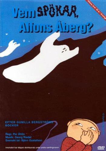 Vem spökar Alfons Åberg?