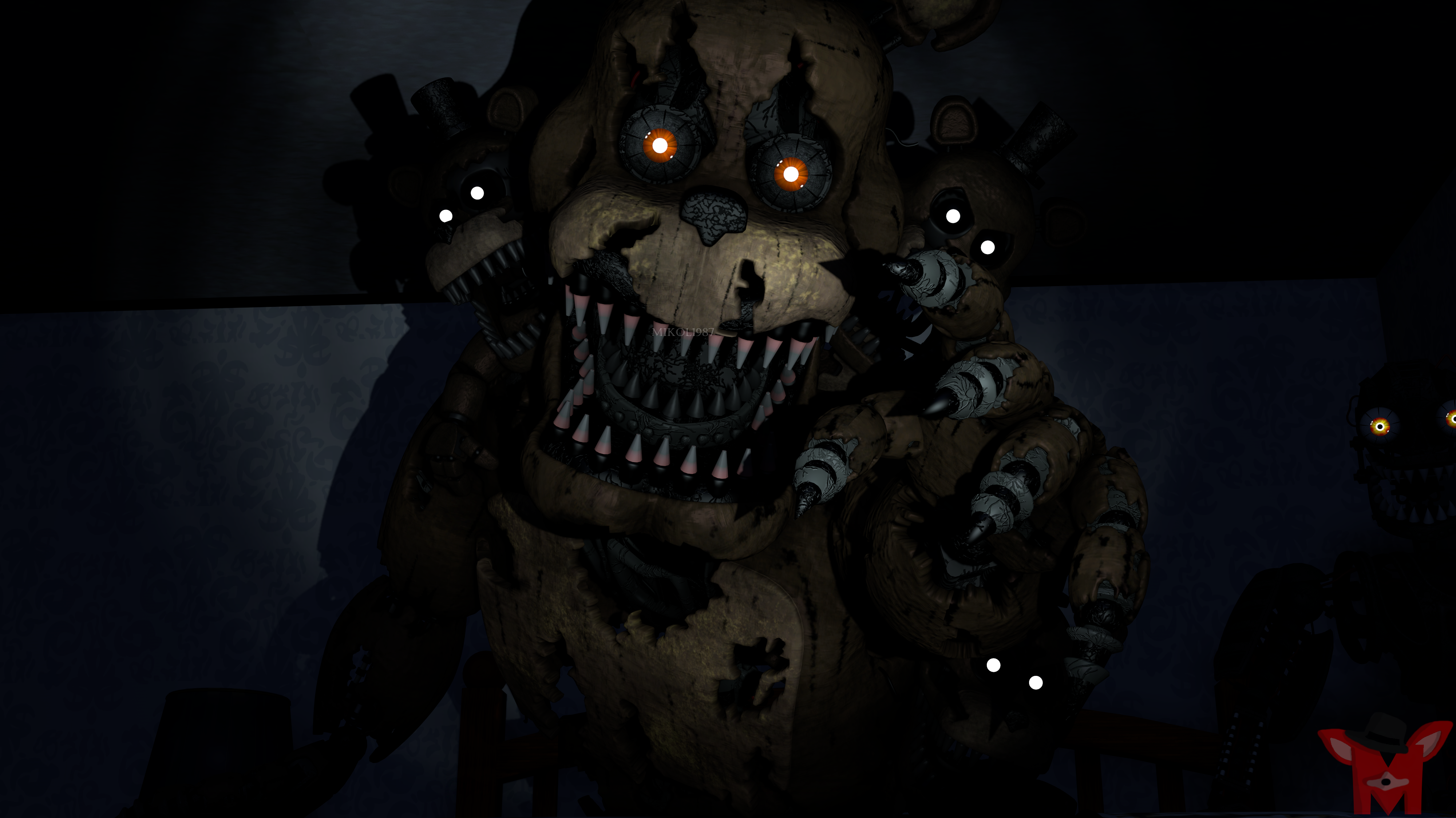 подтвердило, картинки с кашмарами что