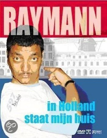 Jörgen Raymann In Holland is my home