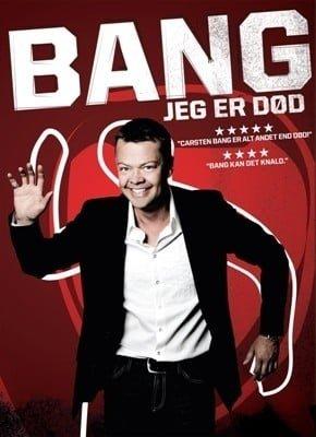 Carsten Bang: Bang! Jeg Er Død