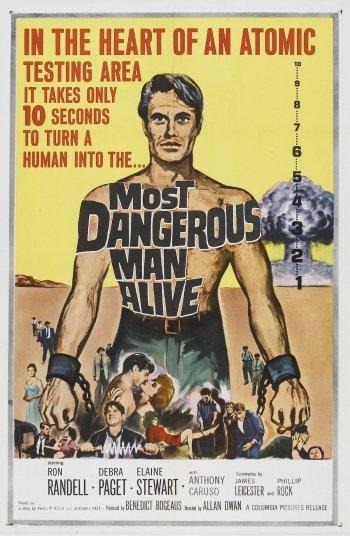 Most Dangerous Man Alive