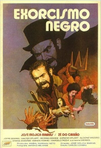 The Bloody Exorcism of Coffin Joe