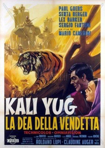 Kali-Yug, Goddess of Vengeance