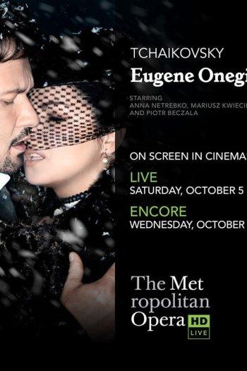 Eugene Onegin: The Metropolitan Opera