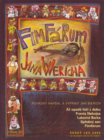 Jan Werich's Fimfar