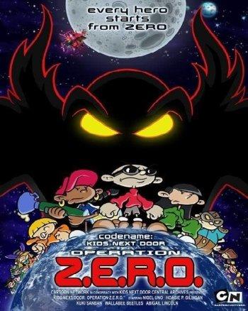 Codename: Kids Next Door - Operation Z.E.R.O.