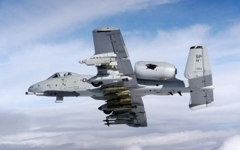 Preview Military Planes: Fairchild Republic A-10 Thunderbolt II