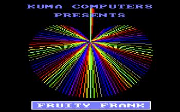 Fruity Frank