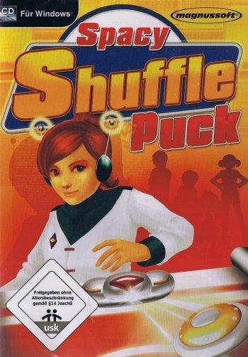 Spacy Shuffle Puck
