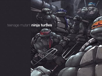 Preview Teenage Mutant Ninja Turtles