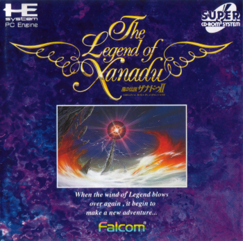 Legend of Xanadu II