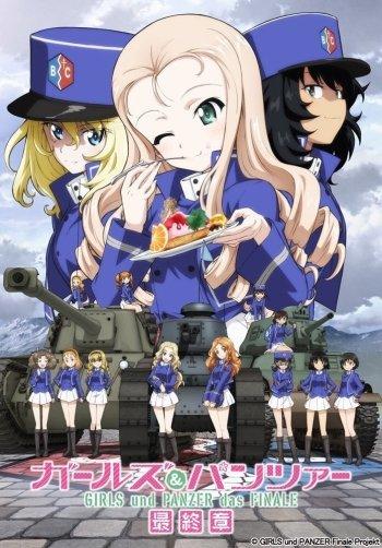 Girls und Panzer das Finale: Part II