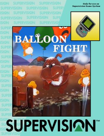 Balloon Fight -Iwata Edition-