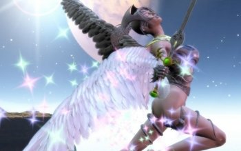 Preview Angel Warrior