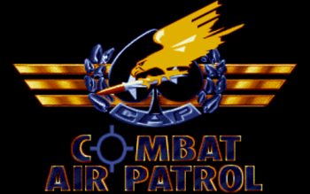 Combat Air Patrol 2: Military Flight Simulator