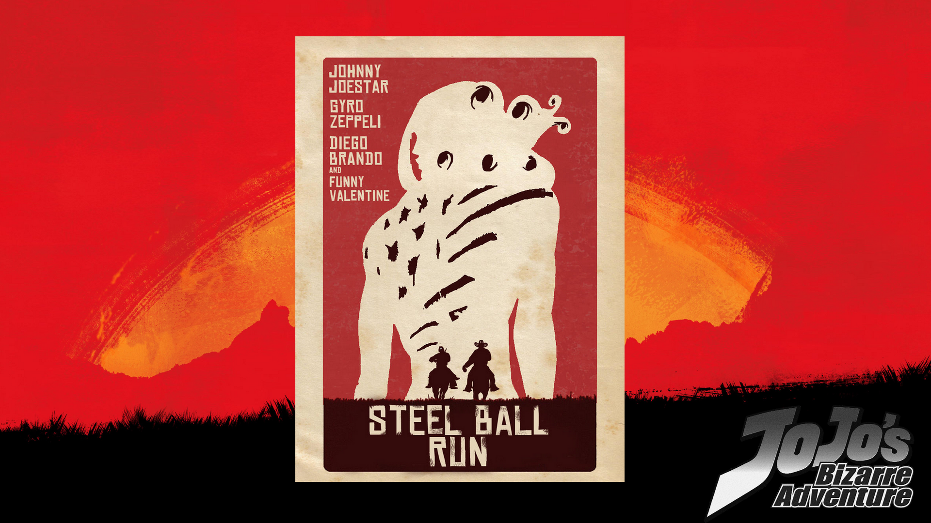 Steel Ball Run Wallpaper Image Id 259092 Image Abyss