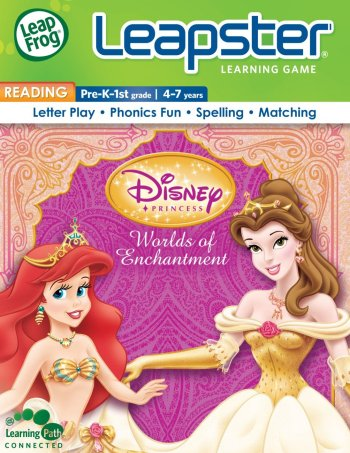 Disney Princess Worlds of Enchantment