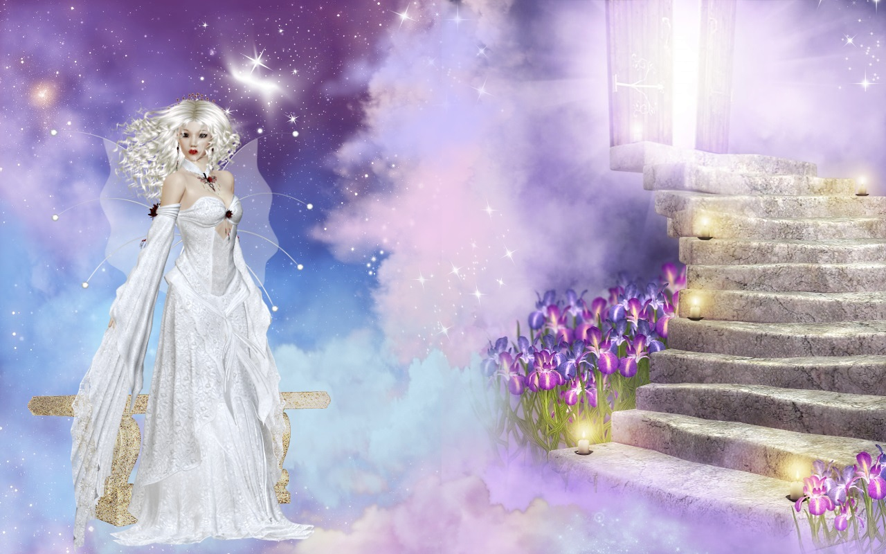 Картинки сказочных волшебниц фей