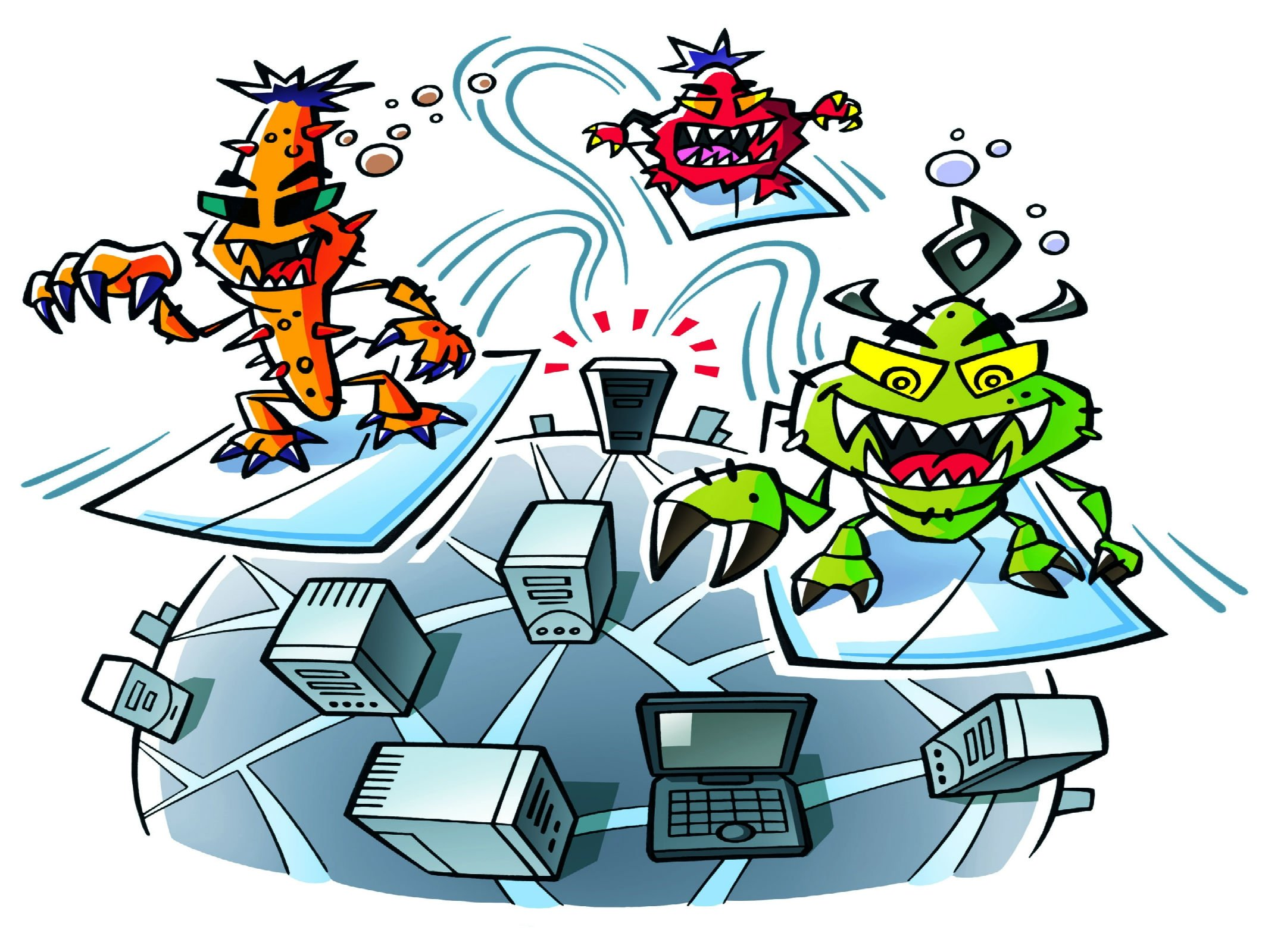 the threat of computer viruses and its wide range effect The term virus covers a wide range of computer programs that have one thing in common the ultimate benefit for the reader is better understanding of the problem, which makes it easier to assess the threat from computer viruses, to plan computer systems and to handle virus outbreaks.