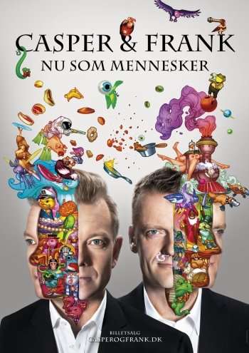 Casper Og Frank: Nu Som Mennesker