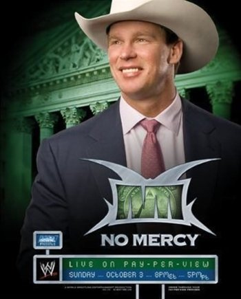 WWE No Mercy 2004