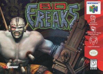 Bio Freaks