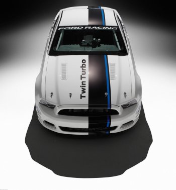Preview Ford Mustang Cobra Jet Twin-Turbo