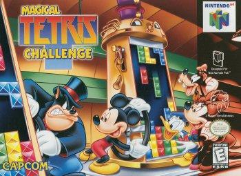 Magical Tetris Challenge