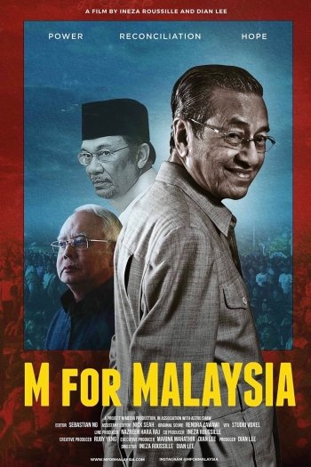 M for Malaysia