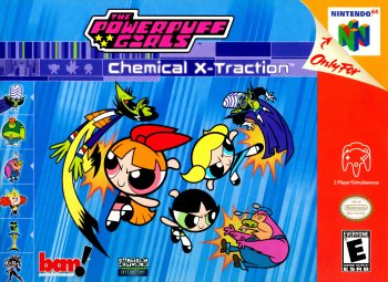 The Powerpuff Girls: Chemical X-traction