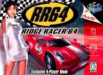 RR64 Ridge Racer 64