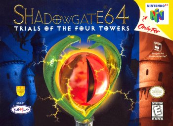 Shadowgate 64: Trials of the Four Towers