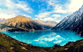 Preview Beautiful Lakes around World