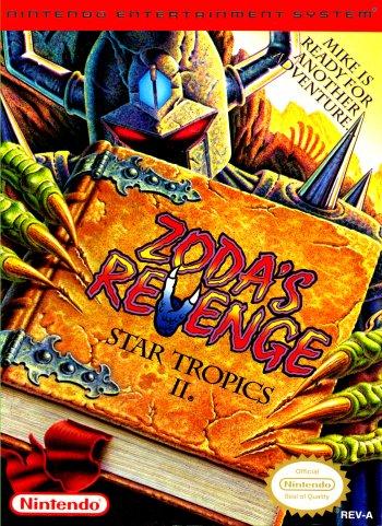 StarTropics II: Zoda's Revenge