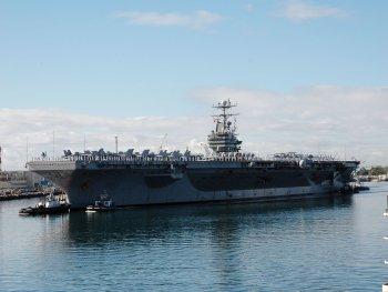 Sub-Gallery ID: 5558 USS Abraham Lincoln (CVN-72)