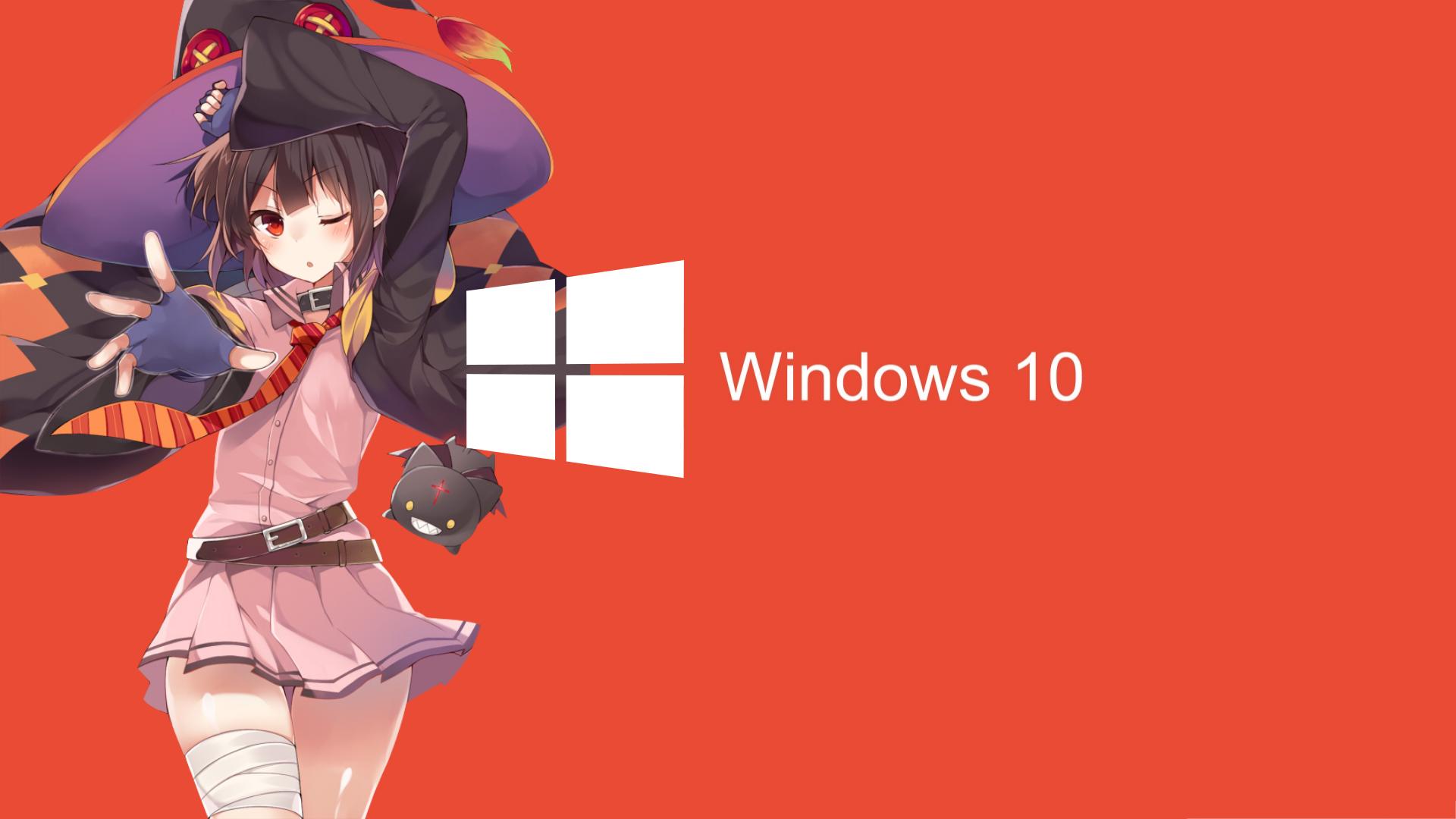 Живые Аниме Обои Для Windows 10