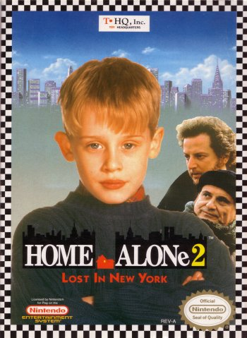 1 Home Alone 2 Lost In New York Hd Wallpapers Background Images Wallpaper Abyss