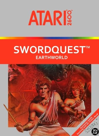 Swordquest: EarthWorld