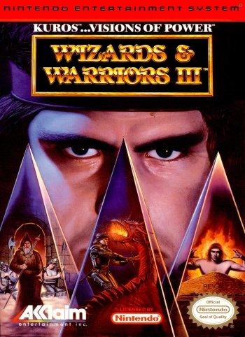 Wizards & Warriors III: Kuros: Visions of Power