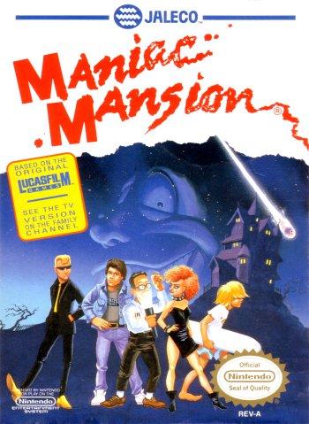 Maniac Mansion (1989)