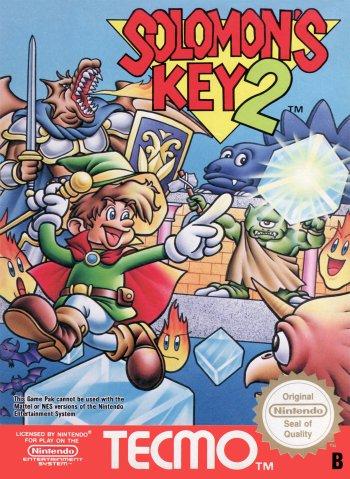 Solomon's Key 2