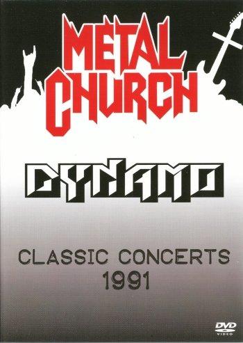Metal Church Dynamo Classic Concerts 1991