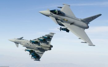 Preview Eurofighter Typhoon