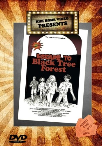 Escape To Black Tree Forest